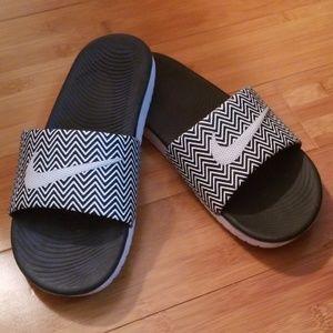 Nike women's slides